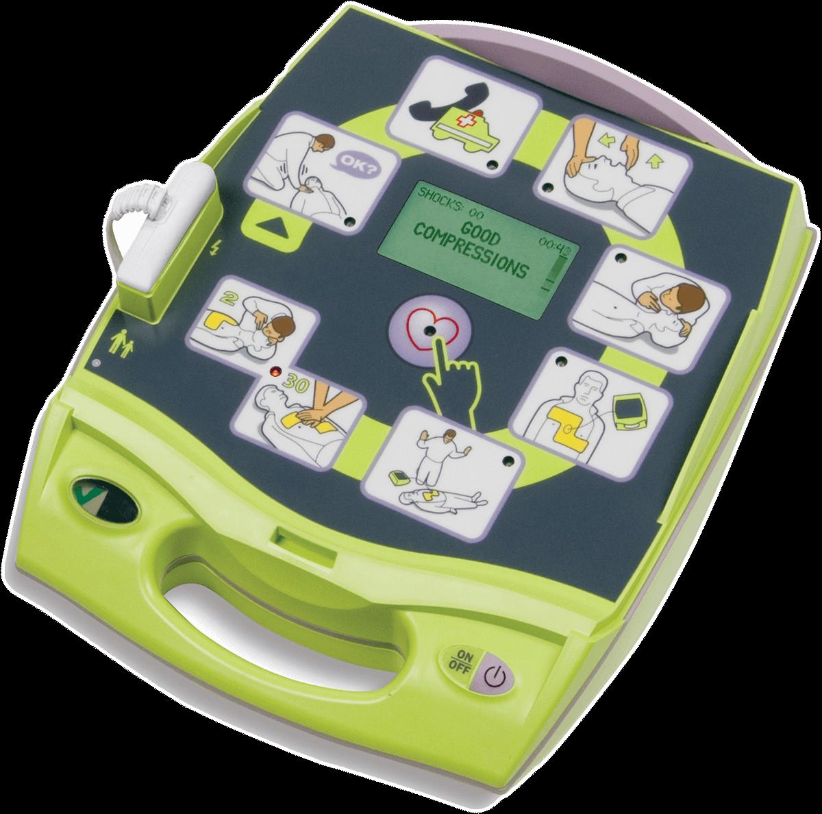 ZOLL AED Plus Semi Automatic