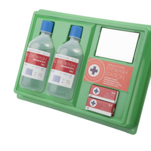 Eyewash First Aid kits