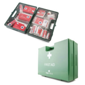 Workplace BS8599 1:2019 Compliant First Aid Kits