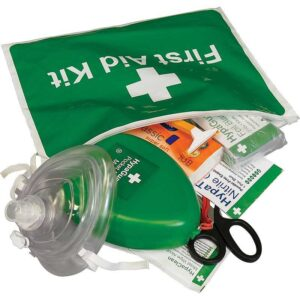 Resuscitation First Aid Kits